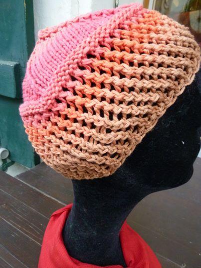 Damenmütze Baumwolle